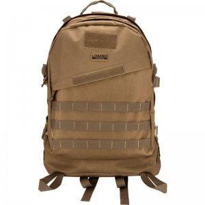 Loaded Gear GX-200 Tactical Backpack (Dark Earth)
