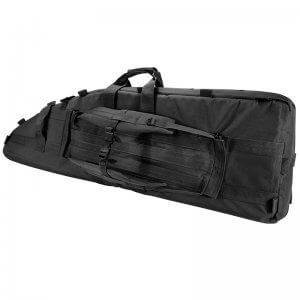 "Loaded Gear RX-600 46"" Tactical Rifle Bag (Black)"