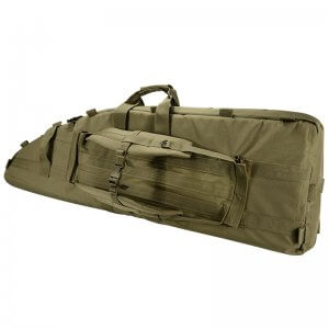 """Loaded Gear RX-600 46"""" Tactical Rifle Bag (OD Green)"""
