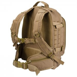Loaded Gear GX-500 Crossover Tactical Backpack (Dark Earth)