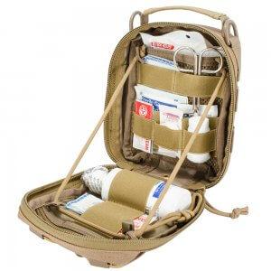 Loaded Gear CX-900 First Aid Utility Pouch (Dark Earth) By Barska