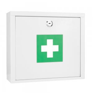 Small Medical Cabinet by Barska