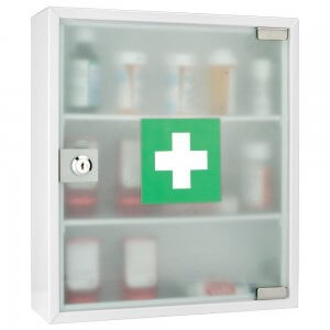 Standard Medical Cabinet by Barska