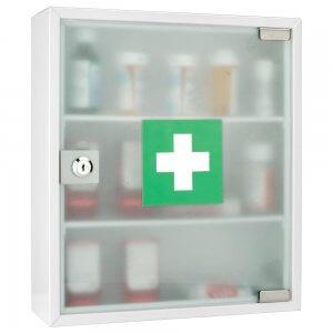 Standard Medical Cabinet by Barska