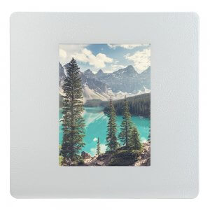 """4""""x6"""" Picture Wall Mount Photo Frame Cabinet"""