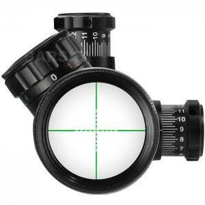 4-16x50mm IR 2nd Generation Sniper Scope by Barska