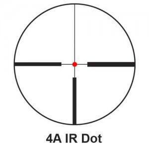 3-12x50mm IR Euro-30 Pro Rifle Scope by Barska