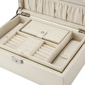 ChÈri Bliss Jewelry Case JC-401