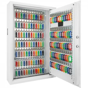 145 Key Cabinet Digital Wall Safe