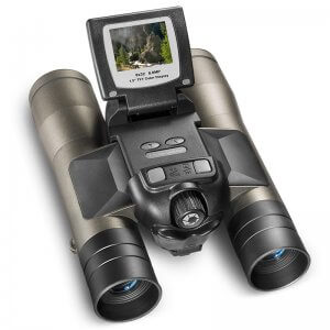 8x32mm Point 'n View 8.0MP Binoculars and Camera