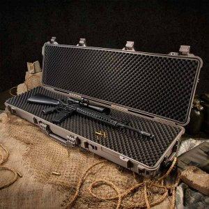 "Loaded Gear AX-500 53"" Hard Rifle Case Dark Earth"
