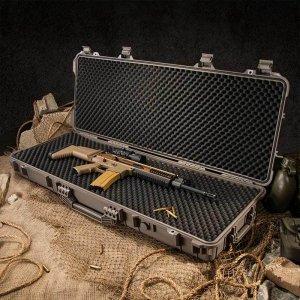 "Loaded Gear AX-600 44"" Hard Rifle Case Dark Earth"
