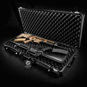 "Loaded Gear AX-100 34"" Hard Rifle Case"
