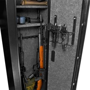 Extra Large Biometric Rifle Safe by Barska
