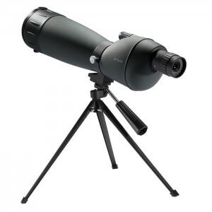 25-75x75mm Colorado Spotting Scope Straight Green By Barska