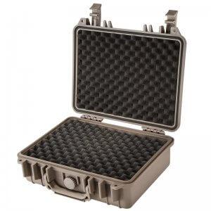 Loaded Gear HD-200 Hard Case Dark Earth