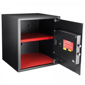 HQ400 Large Biometric Keypad Safe by Barska