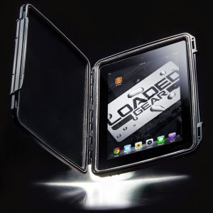 Loaded Gear HD-10 Tablet Hard Case
