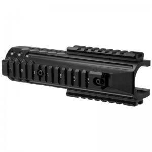 Remington 870 Handguard w/Rails by Barska