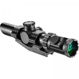 SWAT-AR Tactical Rifle Scope by Barska