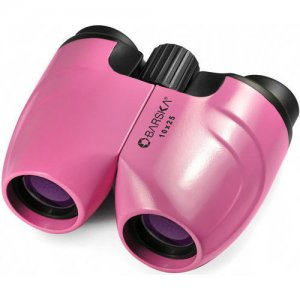 10x25mm Colorado Pink Compact Binoculars by Barska