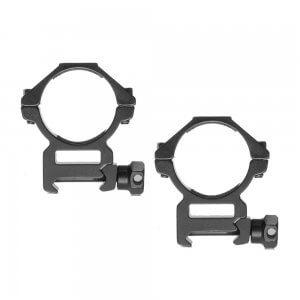 Medium 30mm Weaver Style HQ Rings by Barska