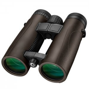 BARSKA 10x 42mm WP Embark Open Bridge Binoculars