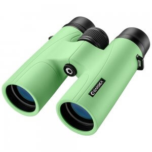 10x42mm Crush Binoculars by Barska (Pistachio Green)