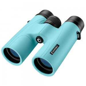 BARSKA 10x 42mm Crush Binoculars Breeze Blue AB12978