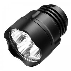 1200 Lumen Flashlight Head for BA11630