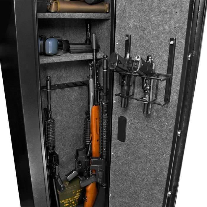Extra Large Biometric Rifle Safe By Barska Barska Com