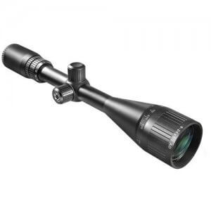 6-24x50mm AO Varmint Long-Range Mil-Dot Rifle Scope by Barska