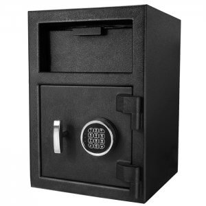 DX-200 Standard Depository Keypad Safe by Barska