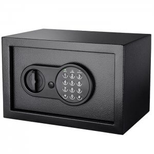 Compact Keypad Safe by Barska
