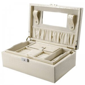 ChÈri Bliss Jewelry Case JC-400