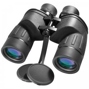 7x50mm WP Battalion Range Finding Reticle Binoculars by Barska