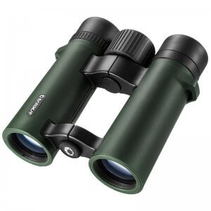 10x34mm WP Air View Binoculars by Barska