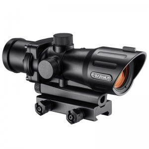 1x30mm IR AR-15 / M-16 Electro Sight Tactical Scope by Barska