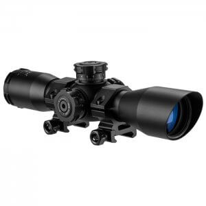 4x32mm IR Contour External Turret Rifle Scope by Barska
