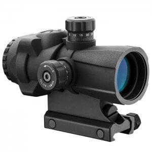 3x30mm AR-X PRO Prism Scope by Barska (Black)