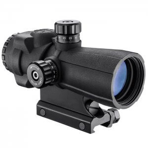 4x32mm AR-X PRO Prism Scope by Barska (Black)