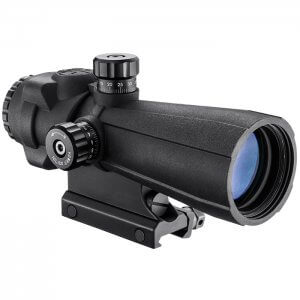 5x40mm AR-X PRO Prism Scope by Barska (Black)