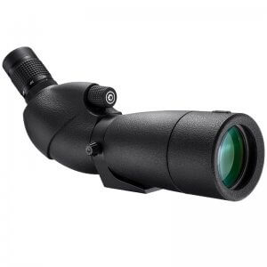 20-60x65mm WP Level Angled Spotting Scope