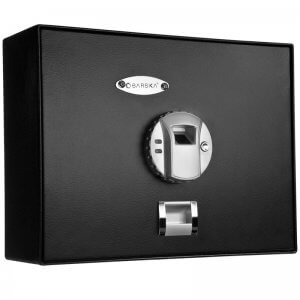 Top Opening Biometric Drawer Safe by Barska