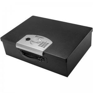 Digital Portable Keypad Safe by Barska