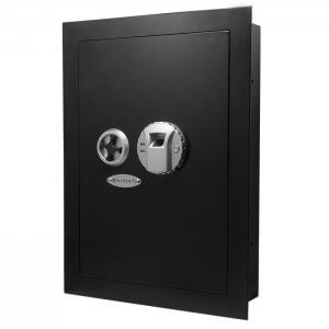 Biometric Wall Safe by Barska