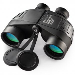 7x50mm WP Floating Battalion Range Finding Reticle Binoculars by Barska