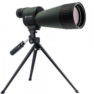 12-60x78mm WP Benchmark Spotting Scope by Barska