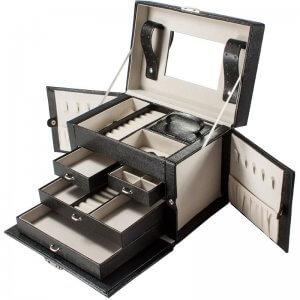 ChÈri Bliss Jewelry Case JC-200