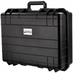 Loaded Gear HD-400 Protective Hard Case